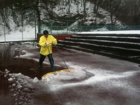 JOPジュニア2010山形米沢の雪