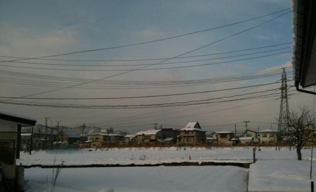 雪の様子2